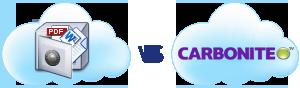 DriveHQ vs. Carbonite: Enterprise Cloud Storage & Backup Service comparison