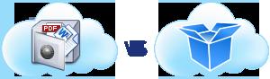 DriveHQ vs. Dropbox: Enterprise Cloud Storage & IT Service comparison