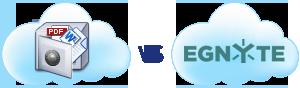 DriveHQ vs. Egnyte: Enterprise Cloud Storage & IT Service comparison